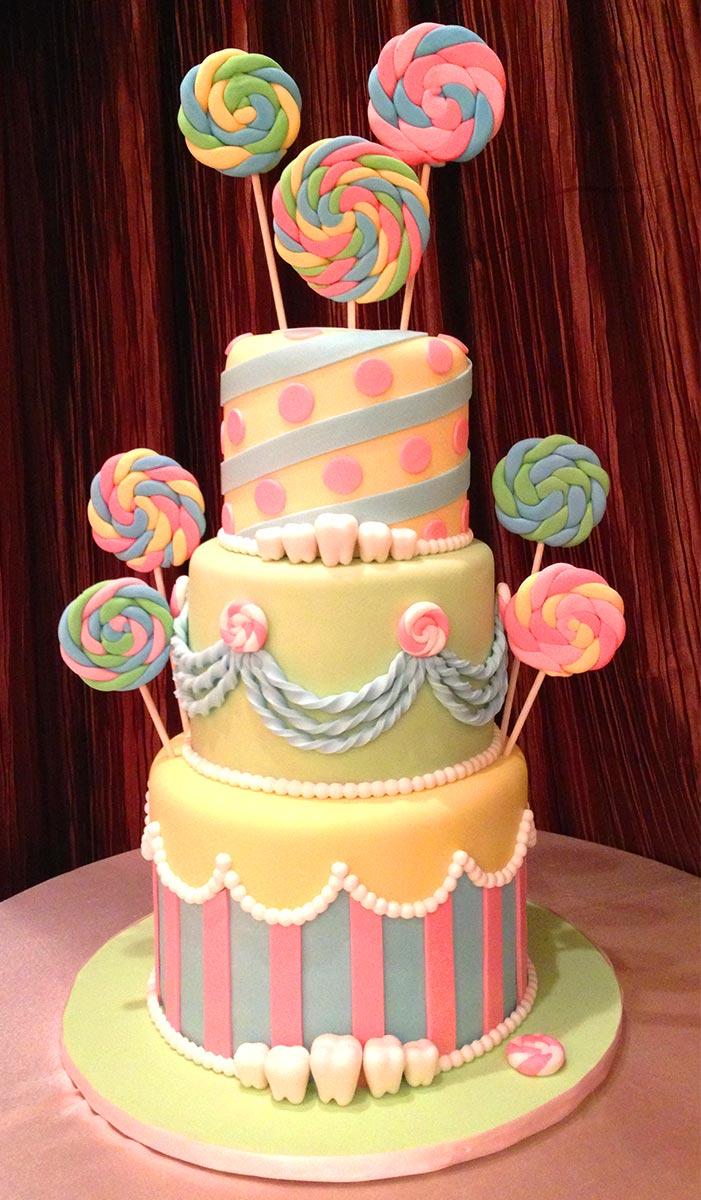 Dress My Cake Custom Cake Studio